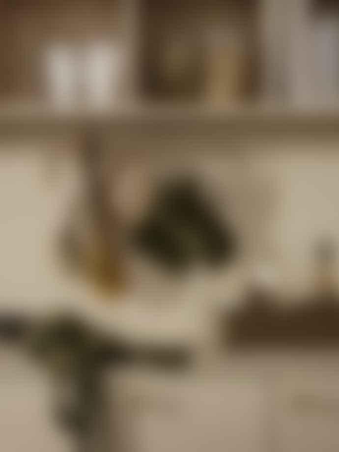 Fermliving Hale Oven Mitt Green