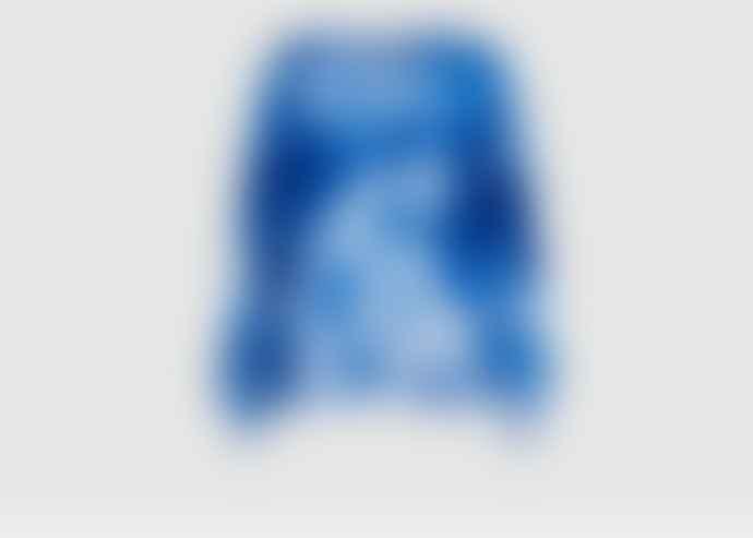 Essentiel Antwerp Verneuil Tie And Dye Print Cotton Sweater