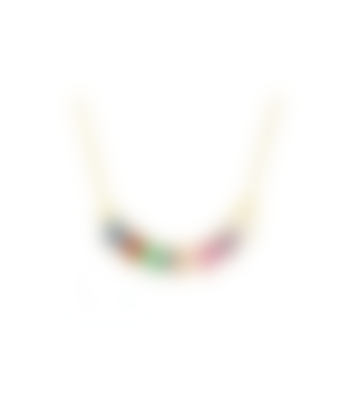 Last True Angel Rainbow Crystal Necklace