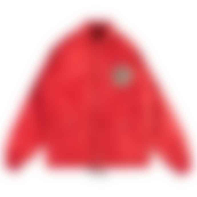 Eat Dust Dragstar Jacket Quilted Red