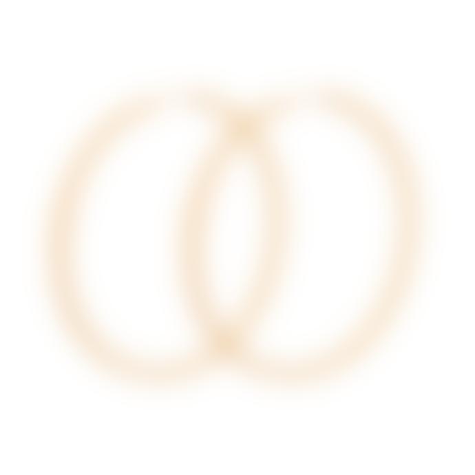 Pernille Corydon Orbit Hoops Gold