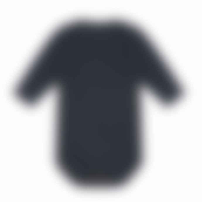 Vild - House Of Little LS Bodysuit Organic Cotton Bodysuit Blue