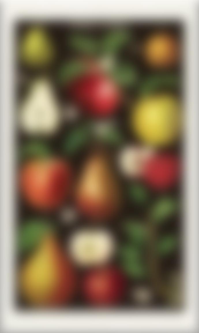 Cavallini & Co Apples & Pears - Tea Towel