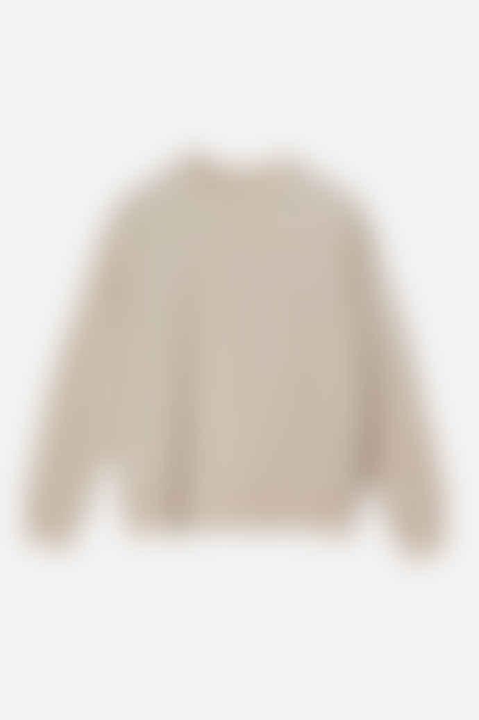 La Paz Ecru Porto Cunha Sweatshirt