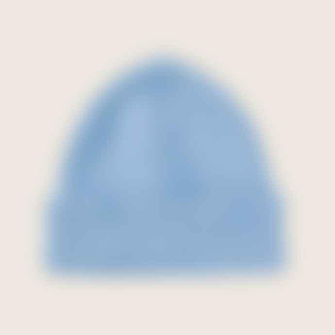 Le Bonnet Beanie Hat Light Blue Sky