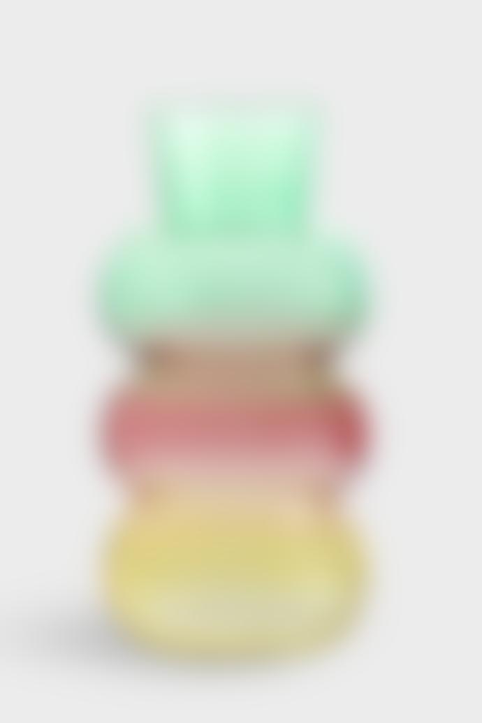 &klevering Three Tier Vase Green