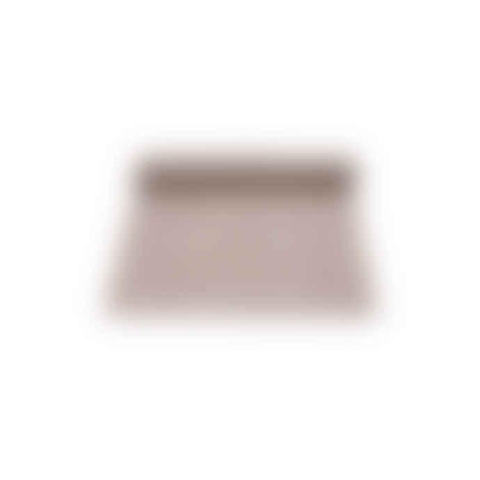 Pappelina Table Runner Svea Lilac Metallic 36 x 130cm