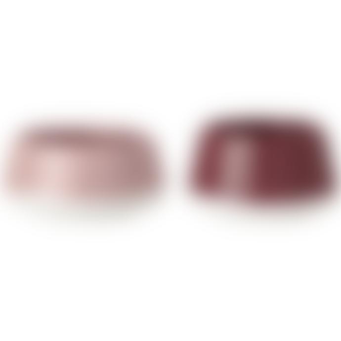 Bloomingville Set of 2 Bloomingville Votive Multi-Colour Stoneware