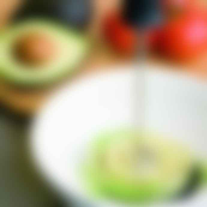 Dreamfarm  Masher Potato Avocado Food Smasher Smood Black