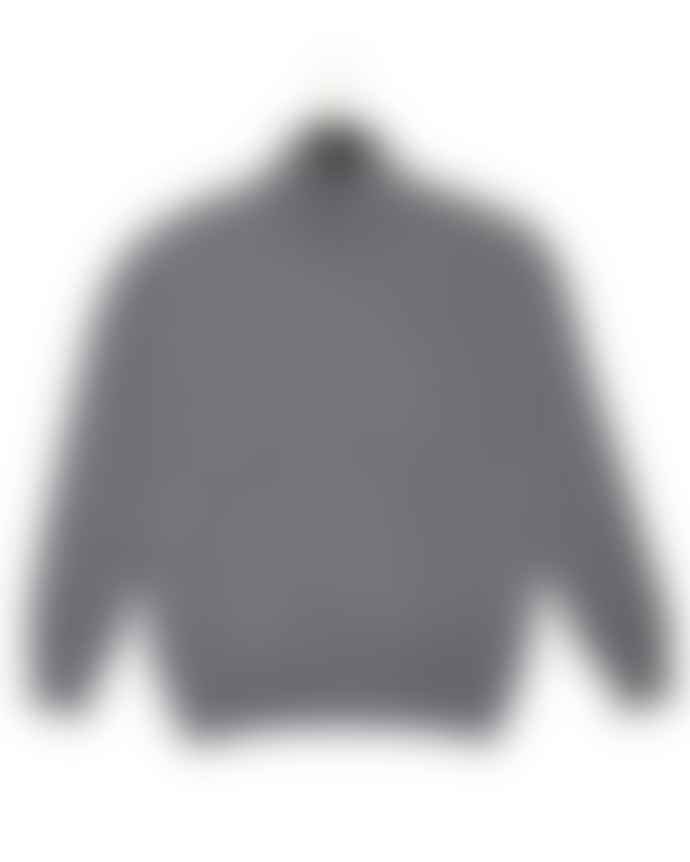 Country of Origin Roll Neck