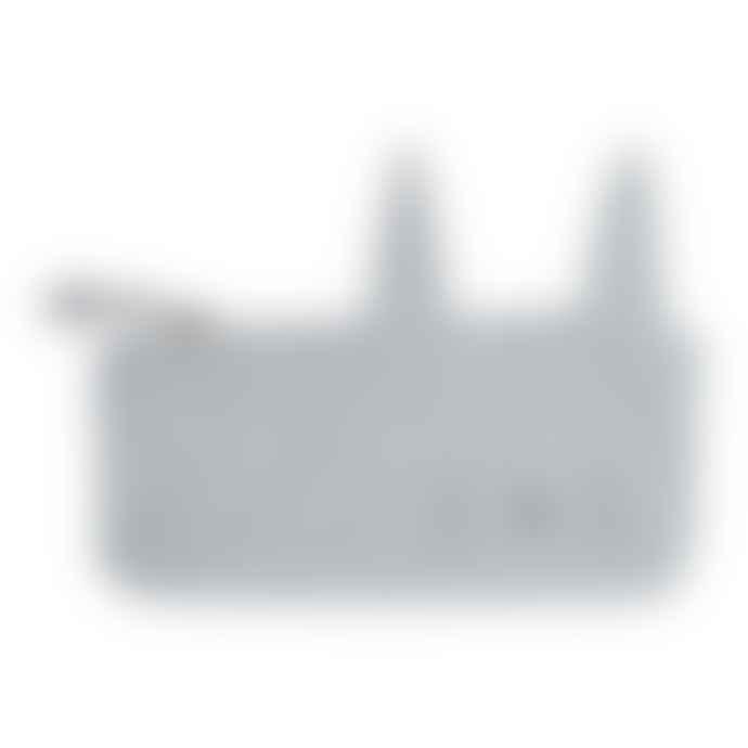 FABELAB Grey Bunny Pouch Pencil Case