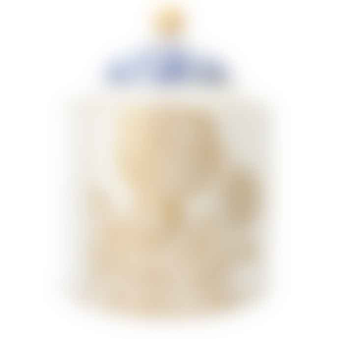 Pip Studio Royal White Storage Jar
