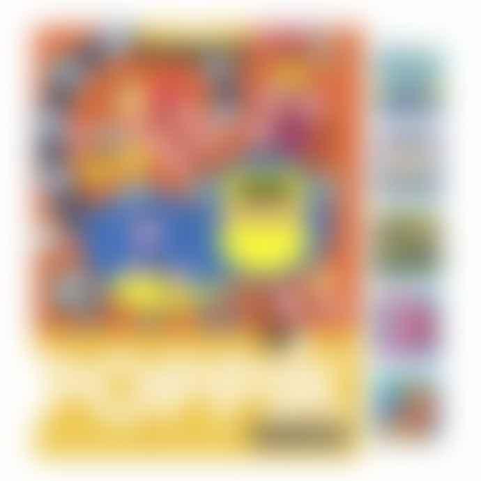 Poppik Sticker Cards Animals