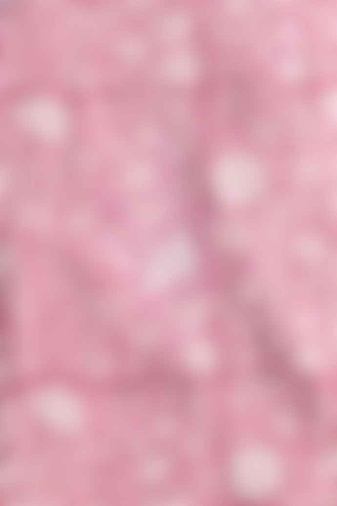 Bunti Hand Block Printed Cotton Children's Pyjama Set - Pink Floral