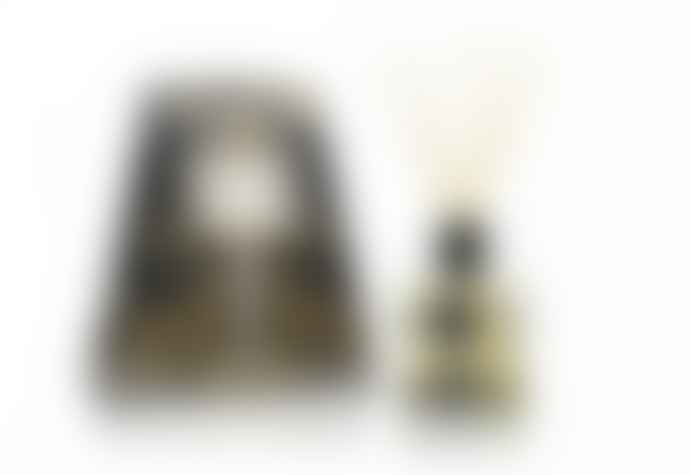 Ortigia 100ml Black Amber Diffuser