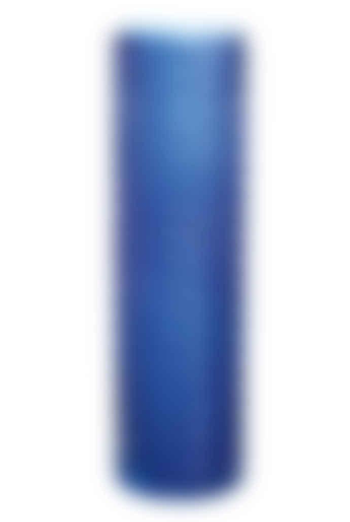 &klevering Large 70's Vase Blue