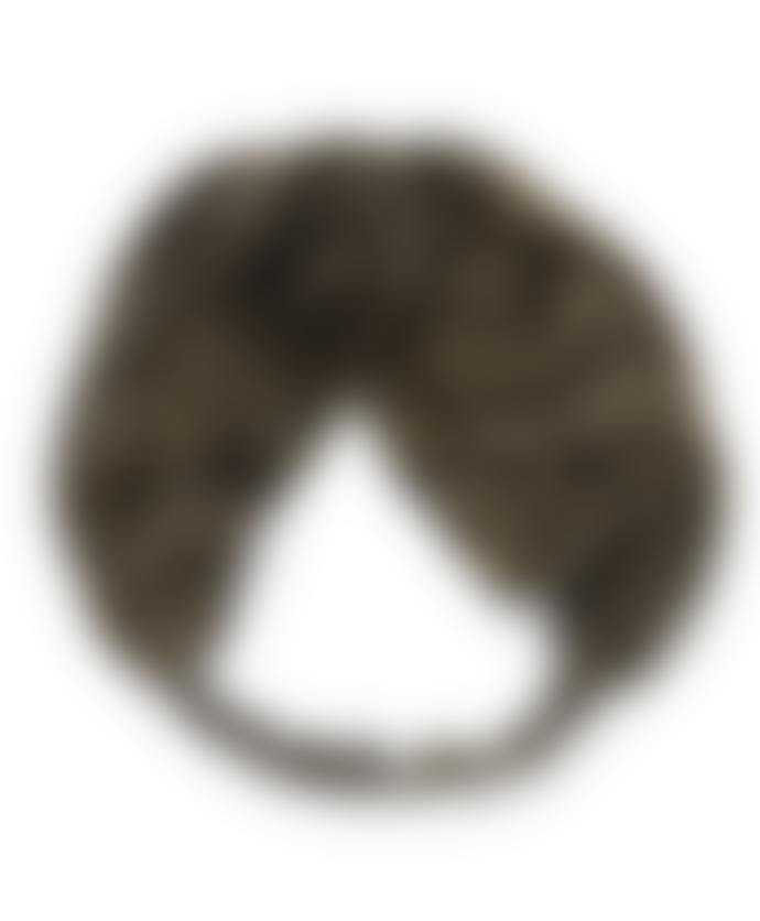 Last True Angel Metallic Stripe Headband