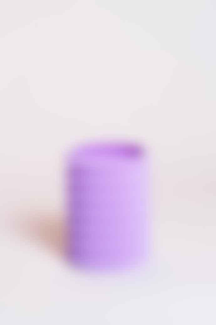 UAU project S Vase 03 Lilac