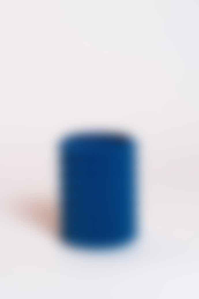 UAU project S Vase 03 Teal
