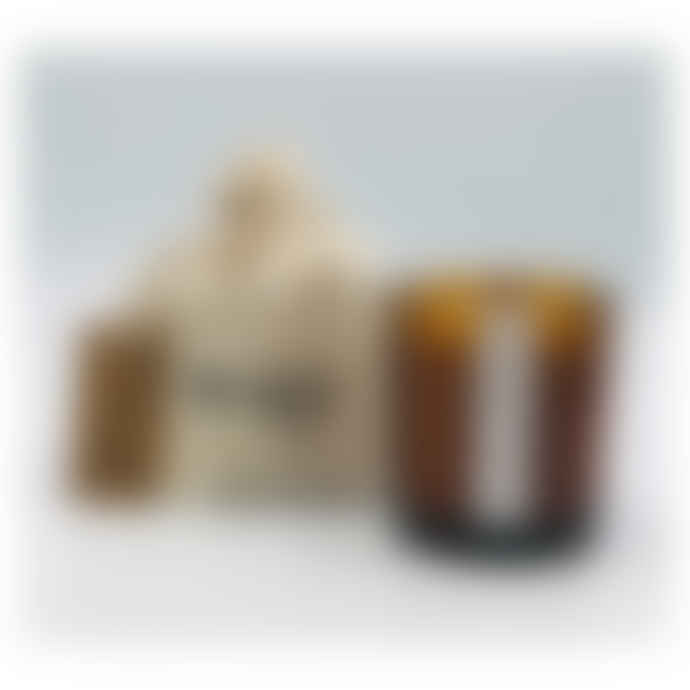 WXY Velvet Woods & Amber Mini Amber Candle 5oz