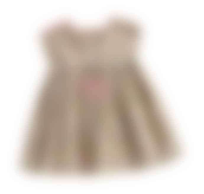 Louise Misha Lemon Tapalpa Dress