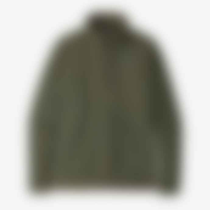 Patagonia Jersey Better Sweater 1 4 Zip Fleece Industrial Green