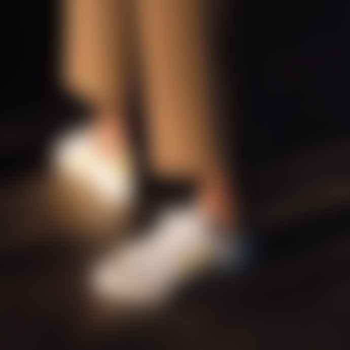 Veja Campo Chromefree Leather White Tonic Shoes