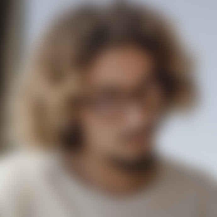 Parafina Sustainable Volga Morocco Tortoise Unisex Reading Glasses Anti Blue Light