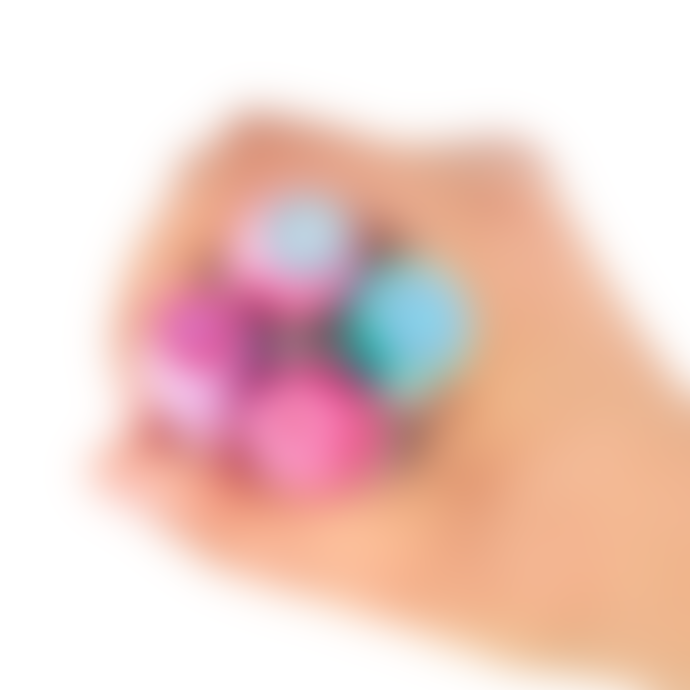 Ooly Teal Funtastic Friends Clickit Eraser