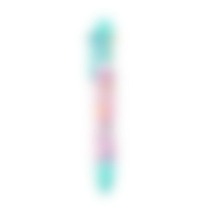 Ooly Hot Pink 6 Click Funtastic Friends Multicolor Pens