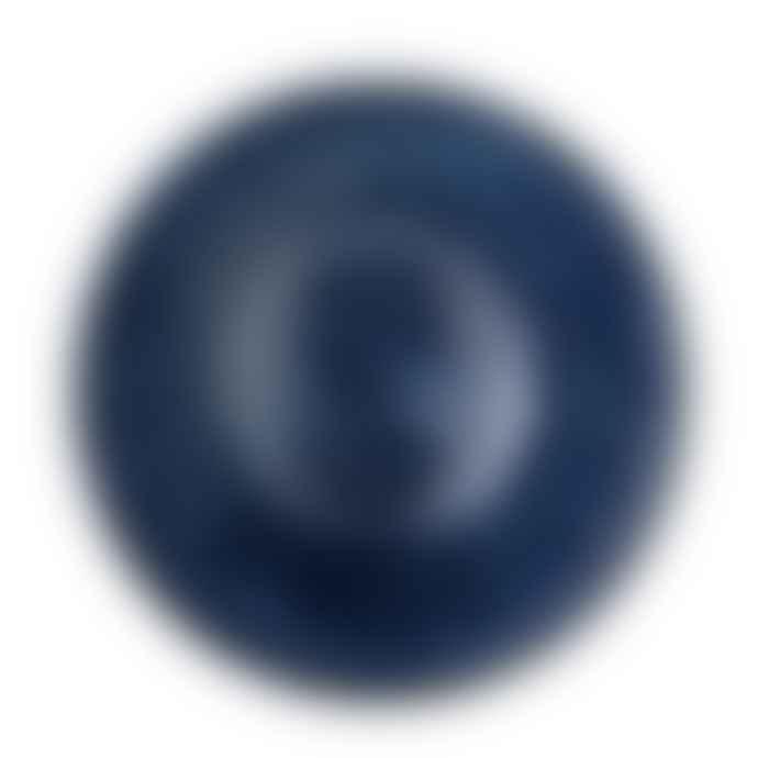 Bloomingville Camellia Blue Dot Bowl