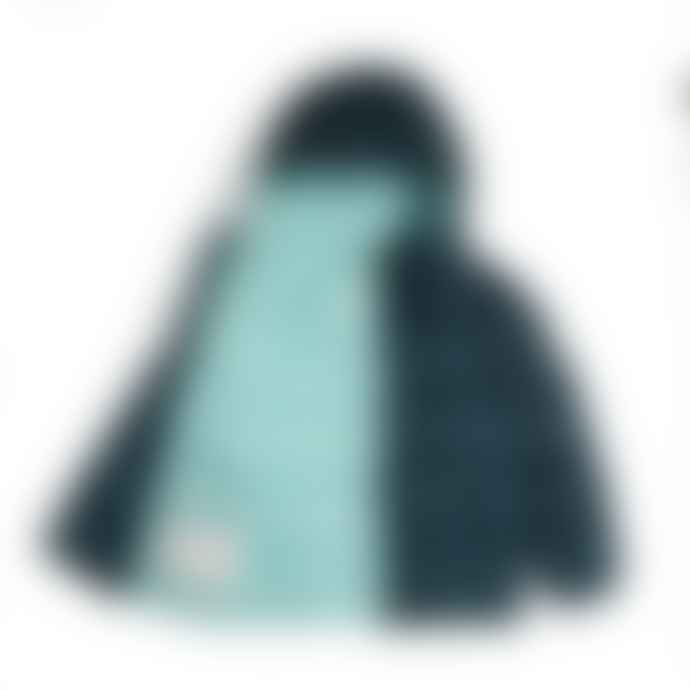 Toastie Forest Green Pack A Way Puffer Jacket