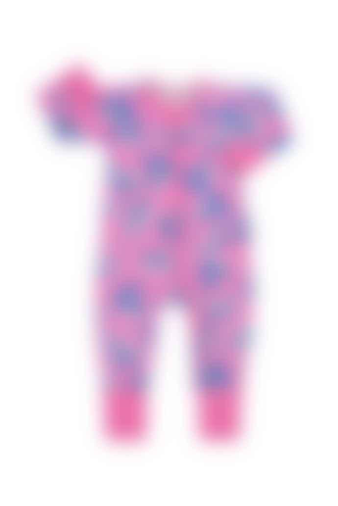Bonds Wondersuit Whale Tales Pink Wondersuit