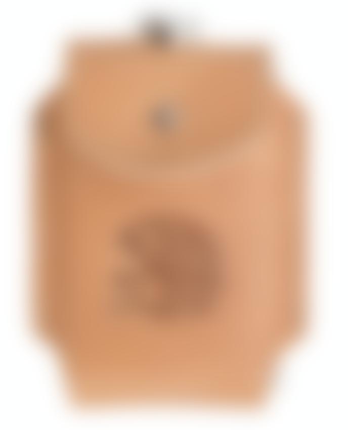 Eat Dust Natural Medicine Flask Leather Holder