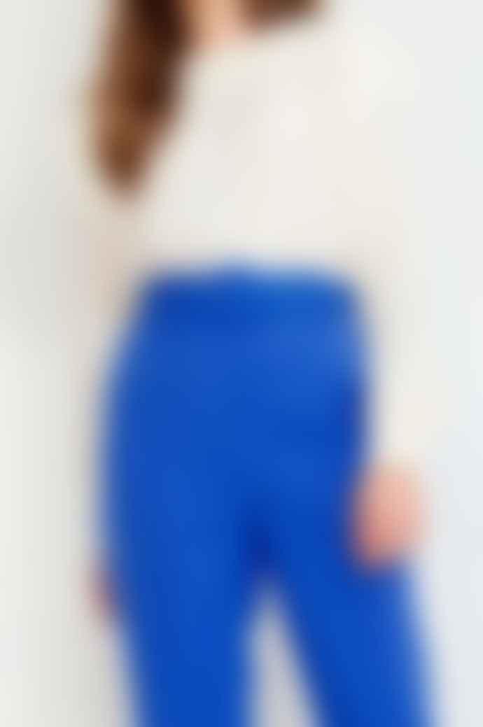 Soaked in Luxury  Ellison Pants Blue