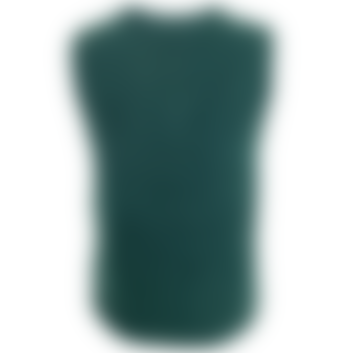 Orla Antwerp Heavy Knitted Tank Top Green