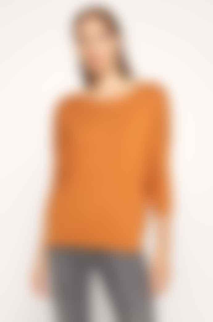 Saint Tropez Mila Sweater Brown