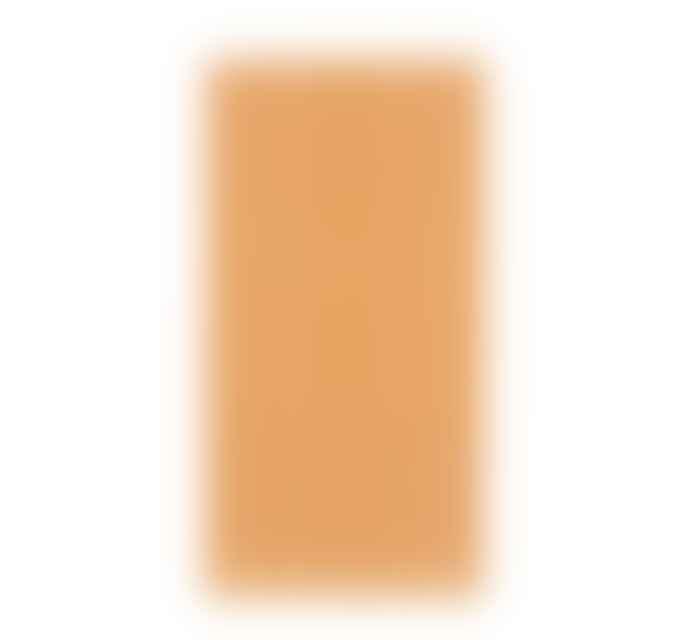 British Colour Standard Saffron Yellow Dinner Candles