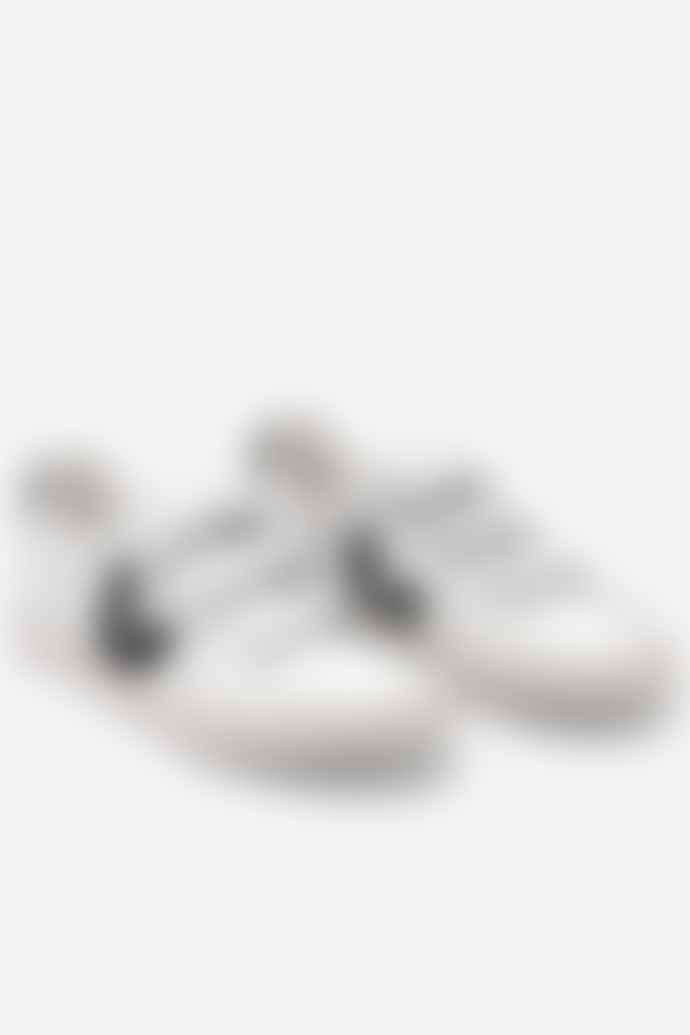 Veja White and Black Womens Esplar 3 Lock Sneakers