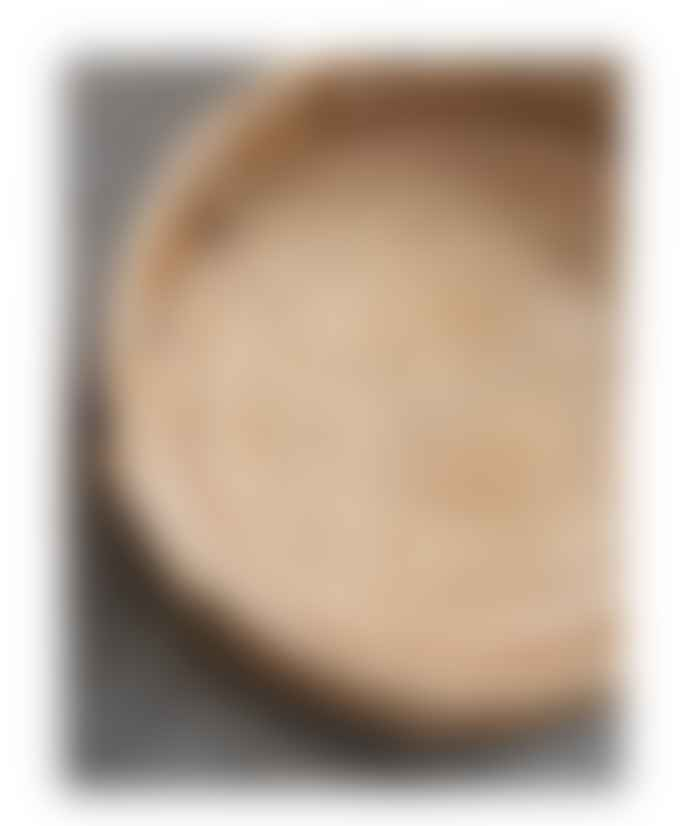 No. 3 Rattan Circular Tray