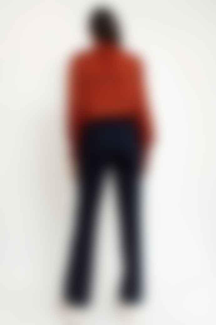 Vila Viramdi Shirt Orange