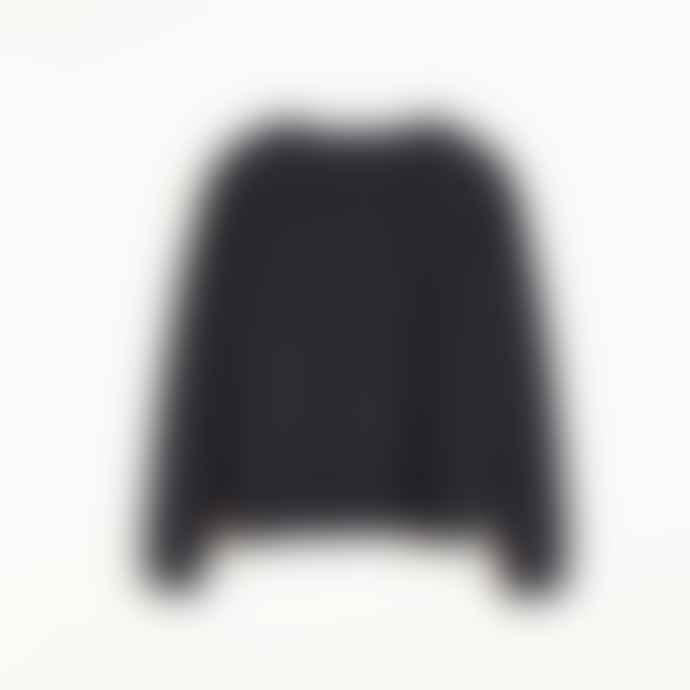 Bellerose Viane Sweat Shirt Dark Navy