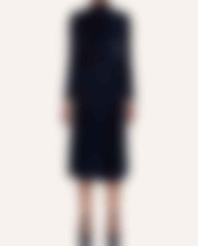 Stine Goya Asher Dress Wave Midnight