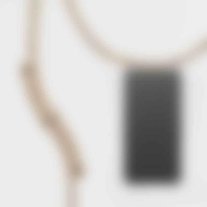 KNOK CASE Gold Cross body Phone Case Strap