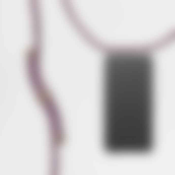KNOK CASE Bordeaux Cross body Phone Case Strap