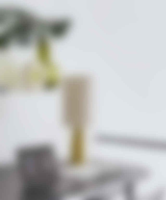 HKliving Large Green Glass Vase
