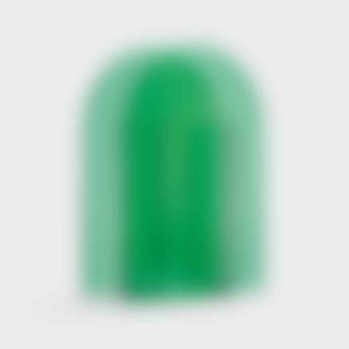 &klevering Vase Arch Dark Green