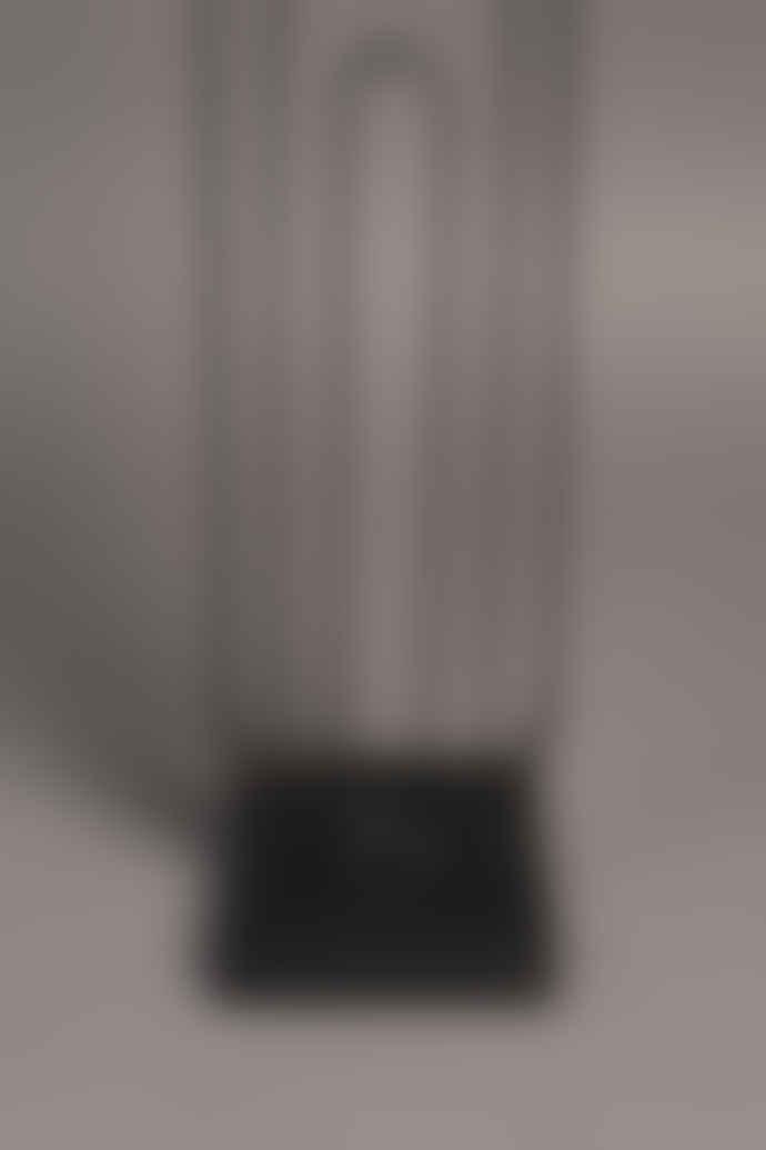 Dutchbone Candle Holder Black Medium
