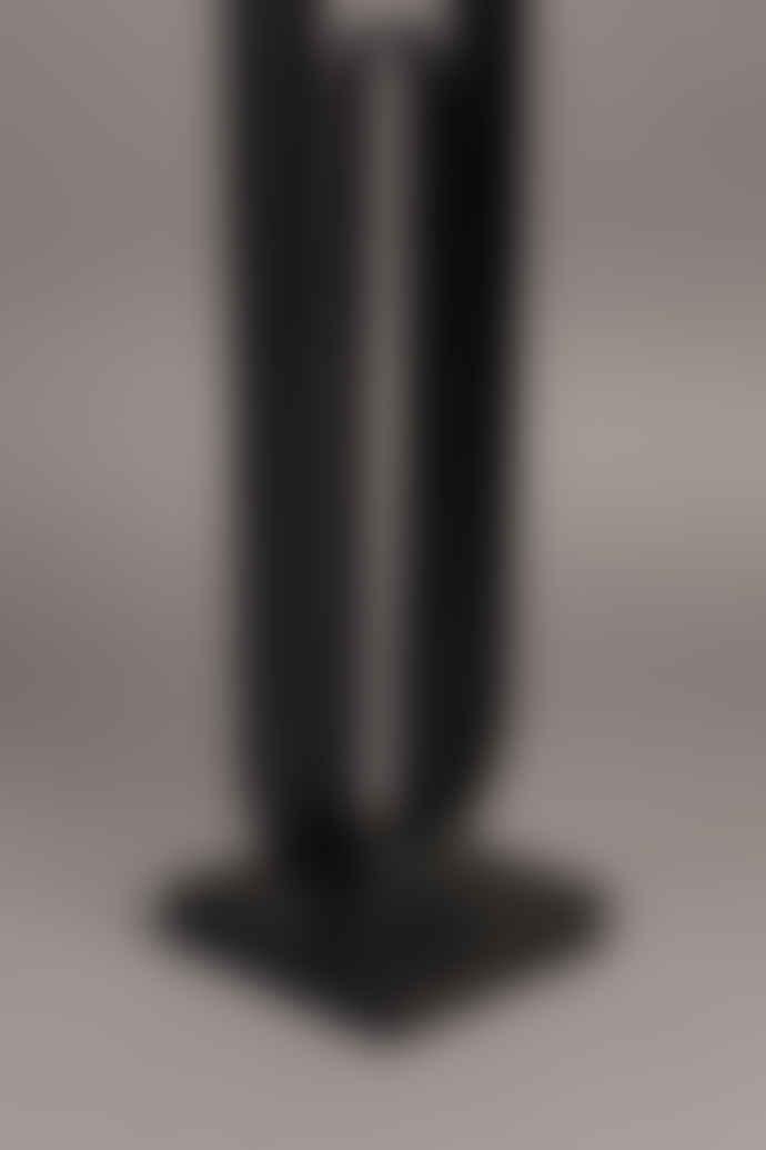 Dutchbone Candle Holder Black Large
