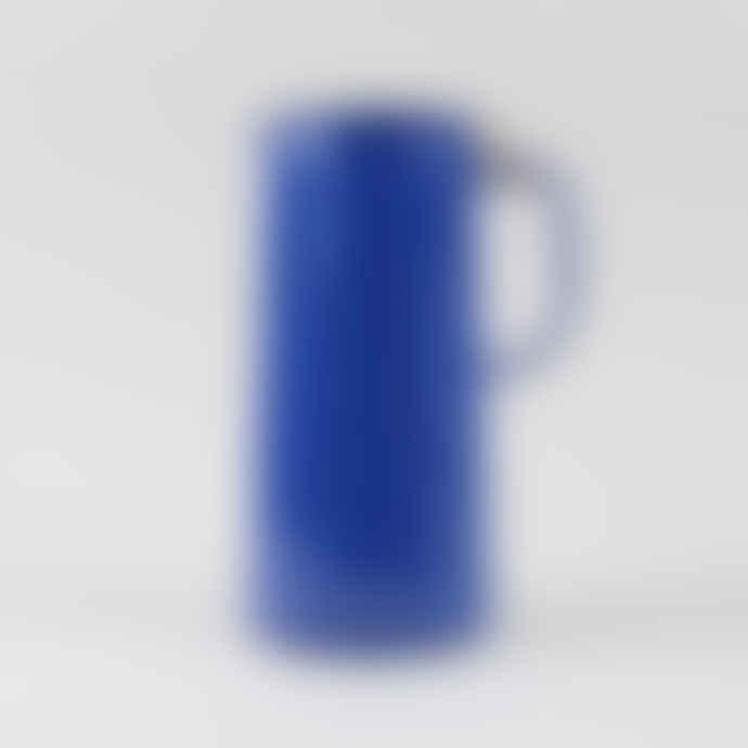 Falcon Enamelware 3 Pint Enamel Jug - Mineral Blue